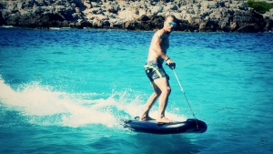 electric surf board